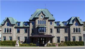 Newfoundland Railway Station, St. John's