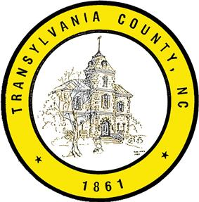 Seal of Transylvania County, North Carolina
