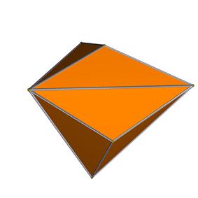 Triakis tetrahedron