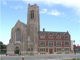 Trinity Evangelical Lutheran Church Complex