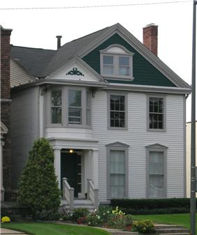 Charles Trowbridge House