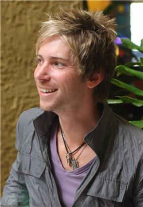Photograph of Troy Baker