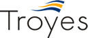 Flag of Troyes