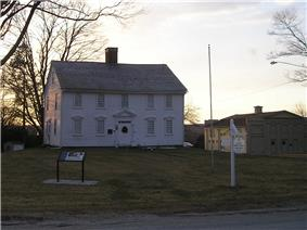 John Trumbull Birthplace
