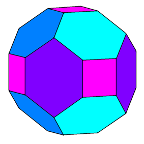 Truncated Rhombic dodecahedron