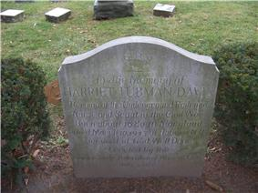 Harriet Tubman Grave