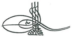 Tughra of Ibrahim