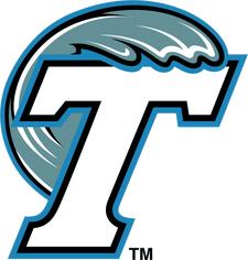 Logo for Tulane Green Wave