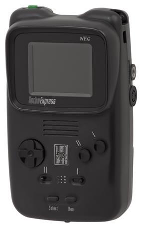 TurboExpress handheld