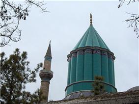 Mevlana Museum, Karatay, Konya