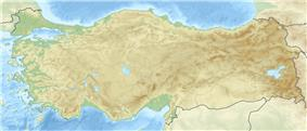 Gökçeada/Imbros is located in Turkey