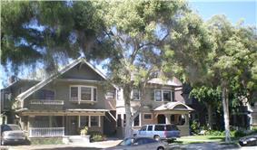 Twentieth Street Historic District