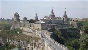 Fortress of Kamianets-Podilskyi