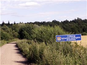 Tyruliai botanical and zoological reserve