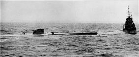 U-110 and HMS Bulldog