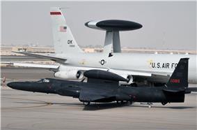 U-2S and E-3