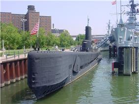 USS CROAKER (submarine)