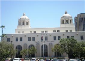 U.S. Post Office - Los Angeles Terminal Annex