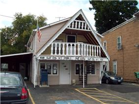 East Otto Post Office, August 2010