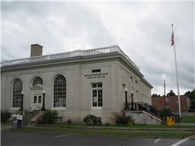 US Post Office-Newark