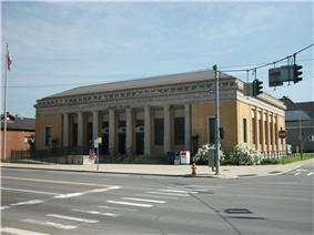 US Post Office-Potsdam