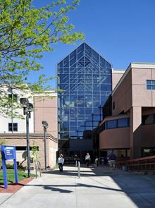 College of Business Administration Building