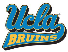 UCLA Bruins men's basketball athletic logo