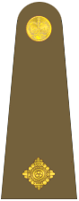 Second Lieutenant