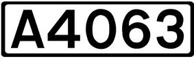 A4063