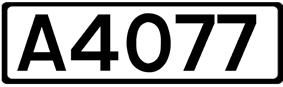 A4077