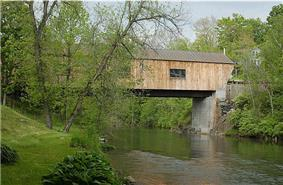 Union Village Covered Bridge