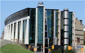 SITE building at the University of Ottawa