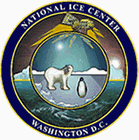 Seal of the National Ice Center