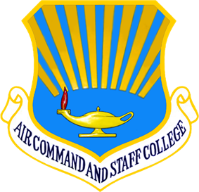 Air Command And Staff College emblem