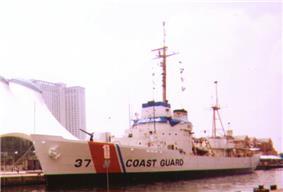 USCGC Taney.