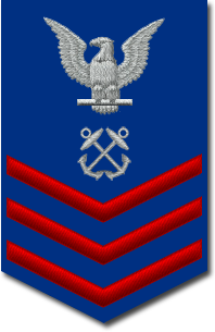 Petty Officer First Class