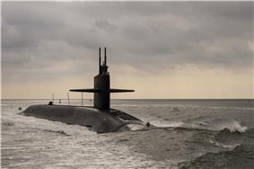 USS Maryland (SSBN-738)