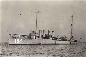 USS Abbot (DD-184)