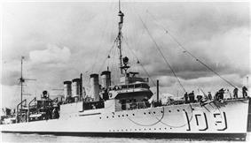 USS Crane (DD-109)