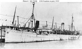 USS Freedom (ID-3024)