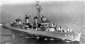 USS Hailey (DD-556)