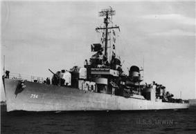 USS Irwin (DD-794)