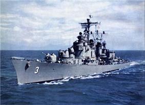 USS John S. McCain (DL-3)