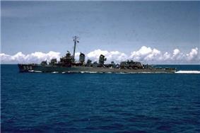 USS Laws (DD-558)