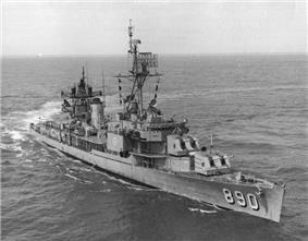 USS Meredith (DD-890)