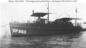 USS Niagara (SP-263)