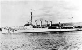 USS Ramsay (DD-124)