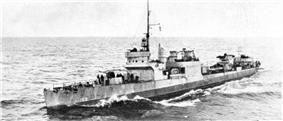 USS Schenck (DD-159)