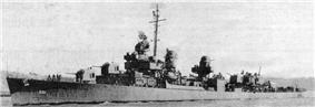 USS Schroeder (DD-501)