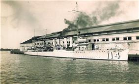 USS Talbot (DD-114)